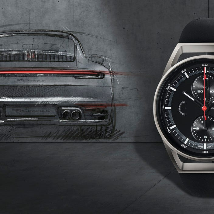 911 Chronograph Limited