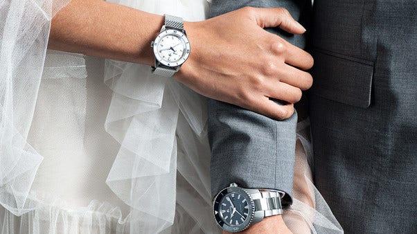 Armbänder Eliros Chronograph