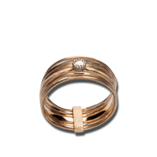Bastian Ring Gold & Diamanten 11451