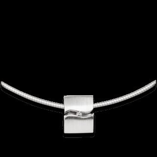Bastian Anhänger Silber & Diamanten 10204