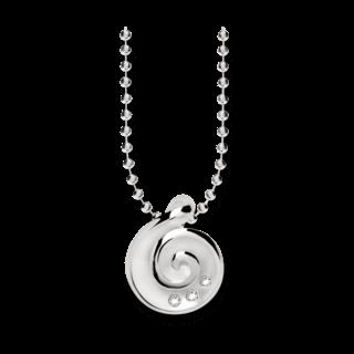 Bastian Anhänger Silber & Diamanten 10541