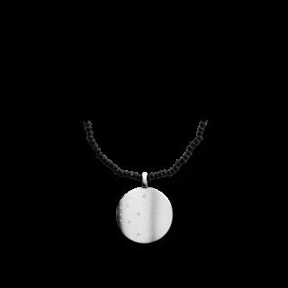 Bastian Anhänger Silber & Diamanten 10787
