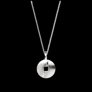 Bastian Anhänger Silber & Diamanten 11357