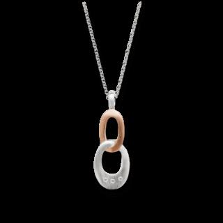 Bastian Anhänger Silber & Diamanten 11359