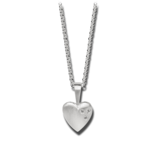 Bastian Anhänger Silber & Diamanten 11366