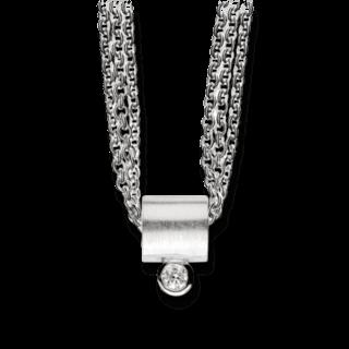 Bastian Anhänger Silber & Diamanten 11769