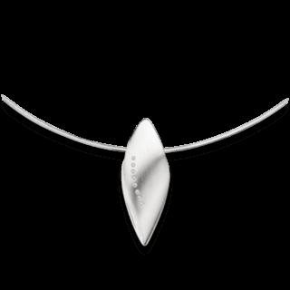 Bastian Anhänger Silber & Diamanten 11908