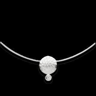 Bastian Anhänger Silber & Diamanten 11929