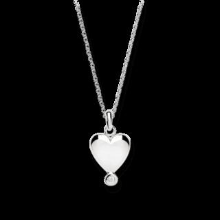 Bastian Anhänger Silber & Diamanten 11938
