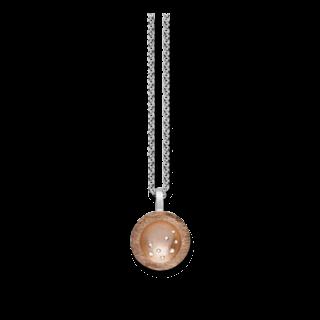 Bastian Anhänger Silber & Diamanten 12121