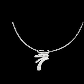 Bastian Anhänger Silber & Diamanten 12149