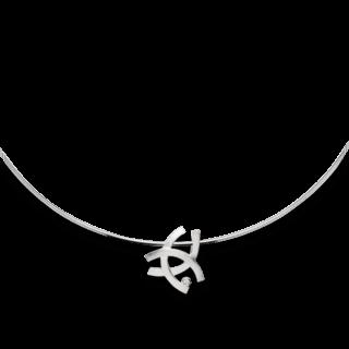 Bastian Anhänger Silber & Diamanten 12288