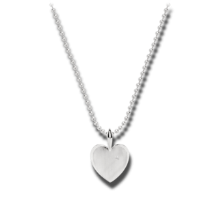 Bastian Anhänger Silber und Diamanten BI12303