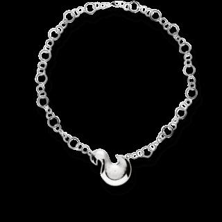 Bastian Halskette mit Anhänger Silber & Diamanten 11951