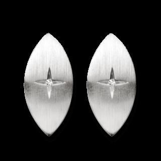 Bastian Ohrstecker Silber & Diamanten 11790