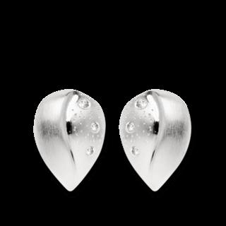 Bastian Ohrstecker Silber & Diamanten 11950