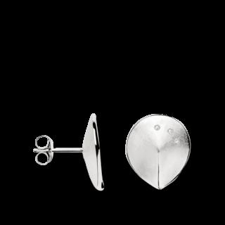 Bastian Ohrstecker Silber & Diamanten 12158