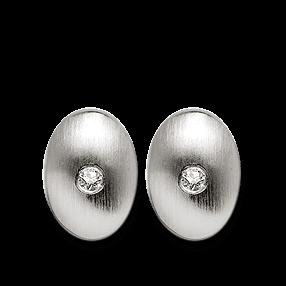Bastian Ohrstecker Silber & Diamanten 1802211001