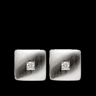 Bastian Ohrstecker Silber & Diamanten 1802231001