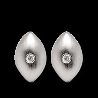 Bastian Ohrstecker Silber & Diamanten 1802251001