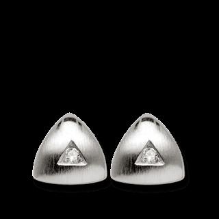 Bastian Ohrstecker Silber & Diamanten 1802261001
