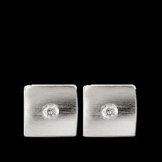 Bastian Ohrstecker Silber & Diamanten 1802271001