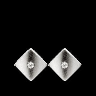 Bastian Ohrstecker Silber & Diamanten 1802311001
