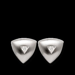 Bastian Ohrstecker Silber & Diamanten 1802321001