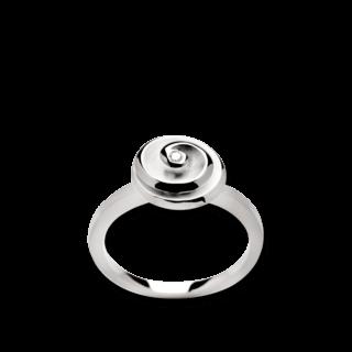 Bastian Ring Silber & Diamanten 10540-54