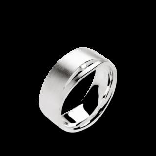 Bastian Ring Silber & Diamanten 10988