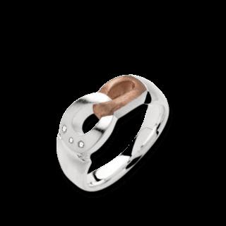 Bastian Ring Silber & Diamanten 11358