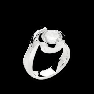 Bastian Ring Silber & Diamanten 11713