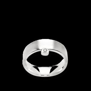 Bastian Ring Silber & Diamanten 11768