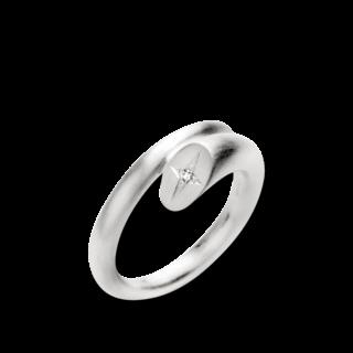 Bastian Ring Silber & Diamanten 11771