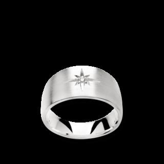 Bastian Ring Silber & Diamanten 11791