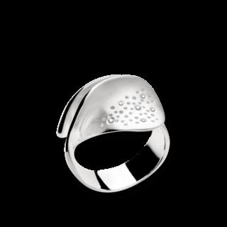 Bastian Ring Silber & Diamanten 11799