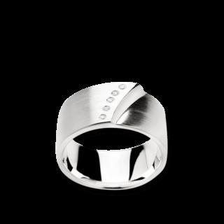 Bastian Ring Silber & Diamanten 11926