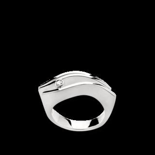Bastian Ring Silber & Diamanten 12125
