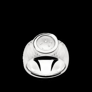 Bastian Ring Silber & Diamanten 12143