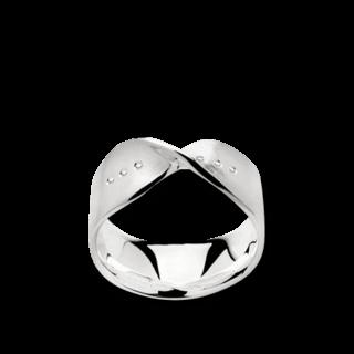 Bastian Ring Silber & Diamanten 12200