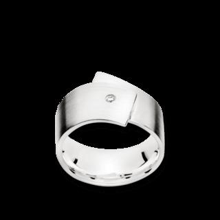 Bastian Ring Silber & Diamanten 12295