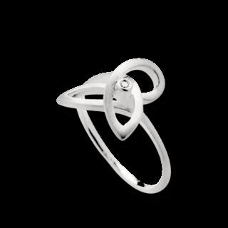 Bastian Ring Silber & Diamanten 12531