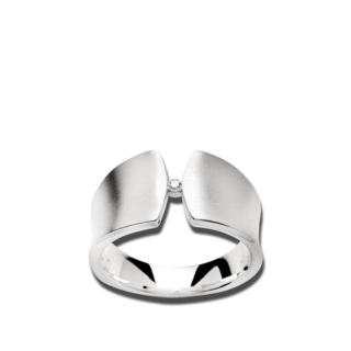 Bastian Spannring Silber und Diamanten BI20731