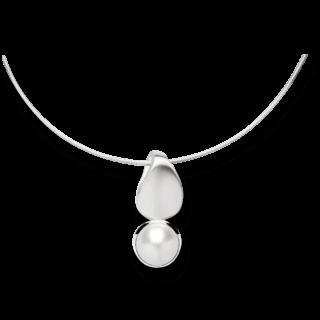 Bastian Anhänger Silber & Perlen 10949