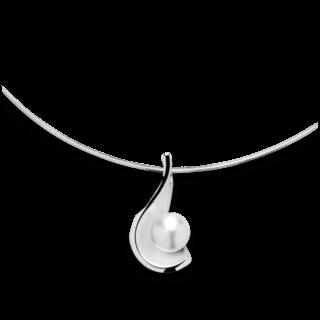 Bastian Anhänger Silber & Perlen 11711