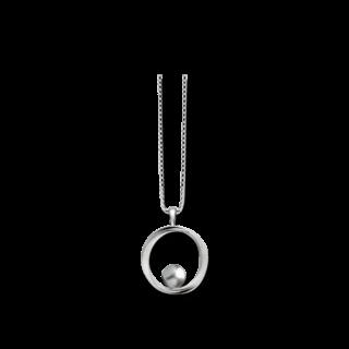 Bastian Anhänger Silber & Perlen 11945