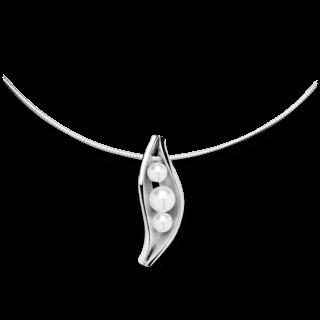 Bastian Anhänger Silber & Perlen 12135