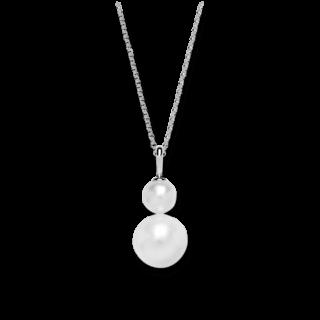 Bastian Anhänger Silber & Perlen 12138