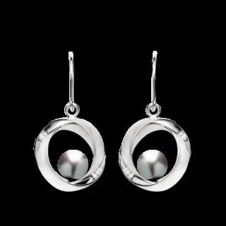 Bastian Ohrhänger Silber & Perlen 11946
