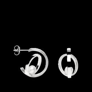 Bastian Ohrstecker Silber & Perlen 12203